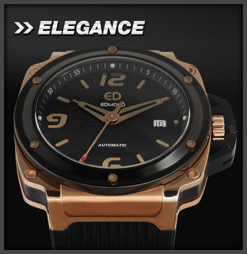 collection edmond watches