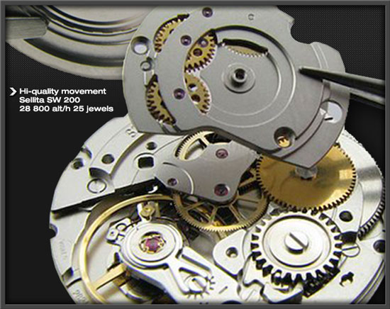 automatic-swiss-watch-movement