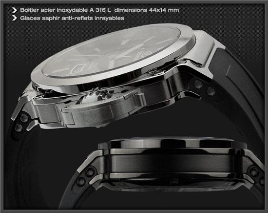Matériaux et composants des montres automatiques