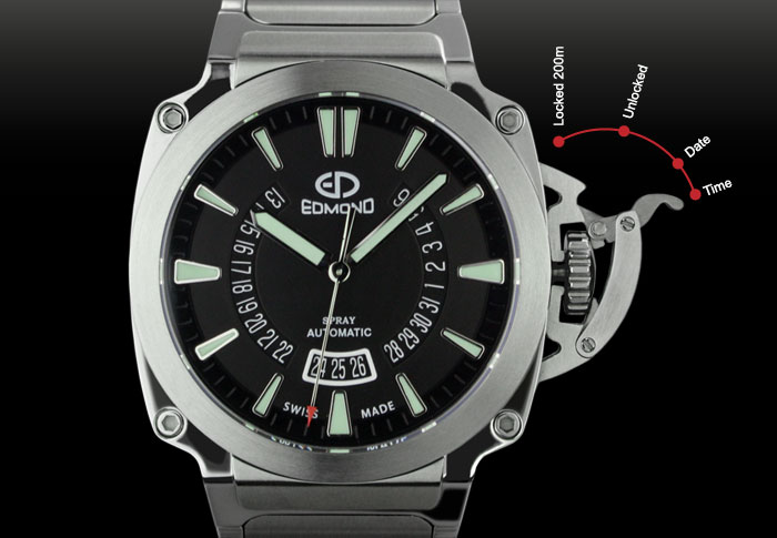 Spray Edmond Watches